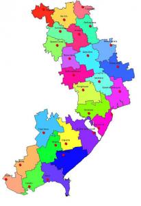 Административно – территориальное устройство